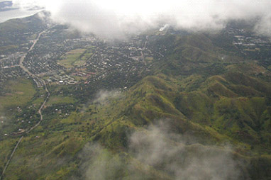 Flying-over-Papua-New-Guinea