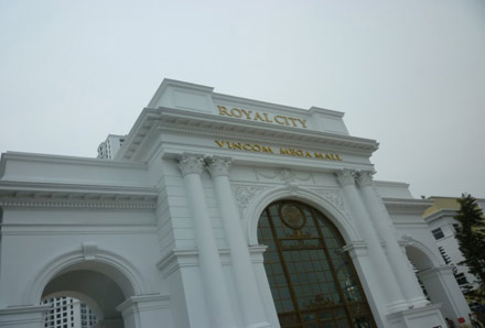 The-Royal-City-Mega-Mall-Project-Hanoi-pic01