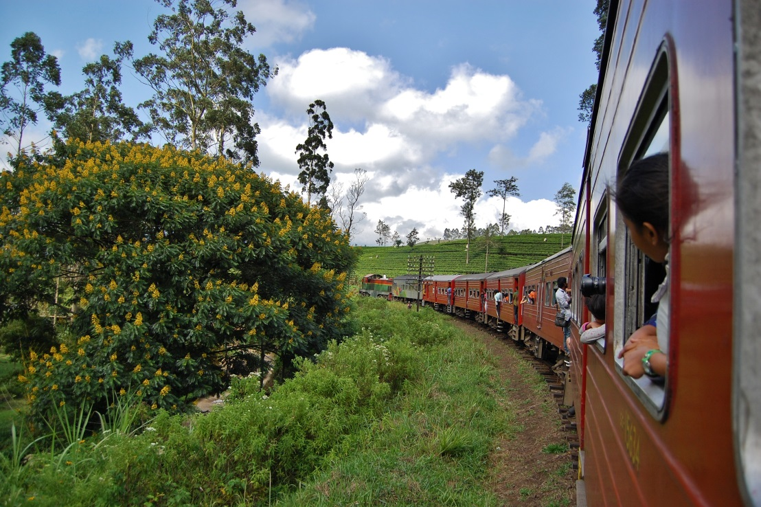 Sri Lanka has a lot to offer to the adventurous traveler